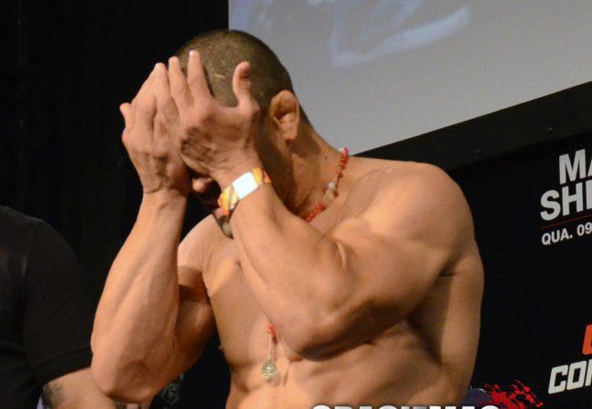 Lesão e peso tiram Rousimar Toquinho da Jiu-Jitsu Expo 2013