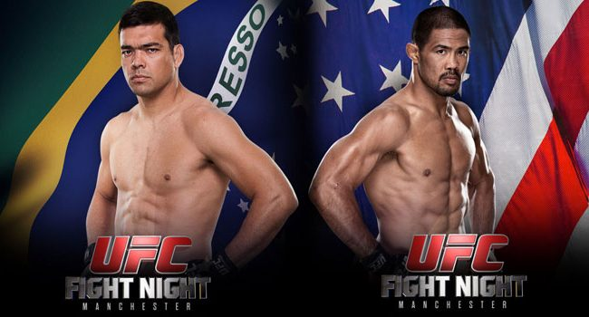 Watch the UFC Fight Night: Machida vs. Munoz weigh-in on Graciemag.com