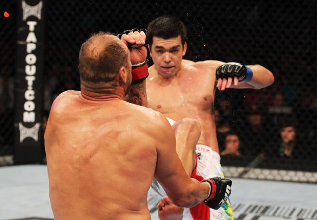 Vídeo: aprenda os golpes prediletos de Lyoto Machida no UFC