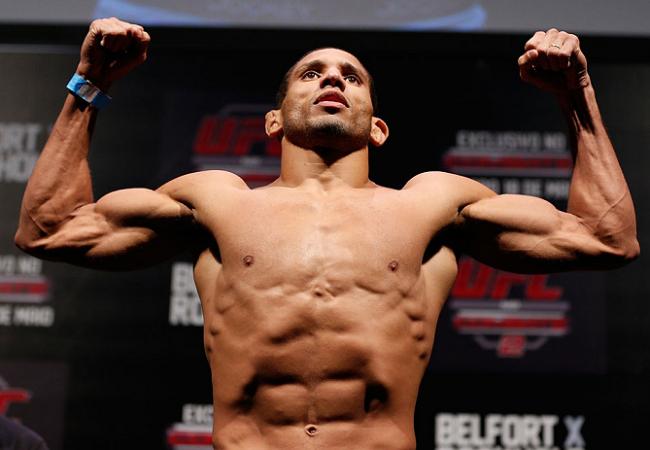 Barão e amigos da Nova União constroem sonho de Hacran com o UFC