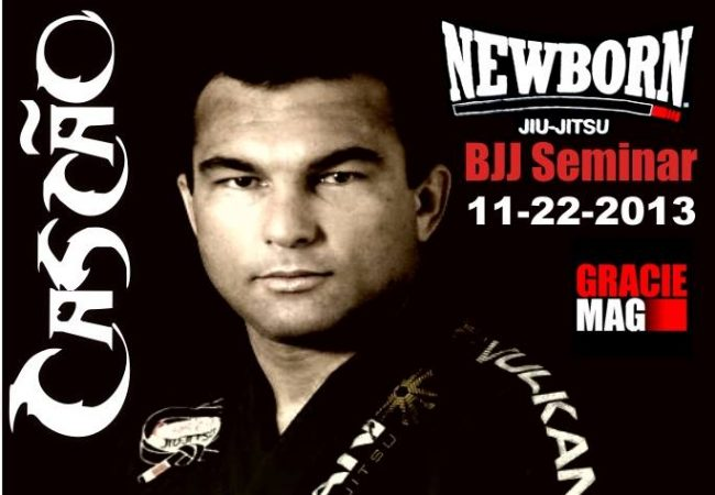 Two-time world champion Cascao in Spokane, WA for seminar set for Friday, Nov. 22