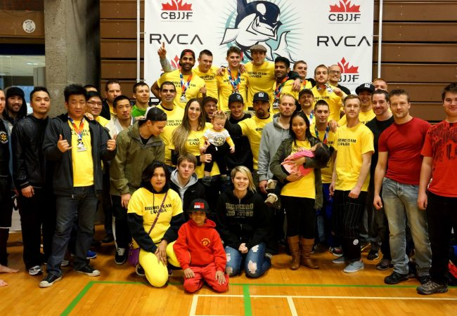 GMA Kaboom BJJ helps Team Ribeiro Canada earn top spot at local championship