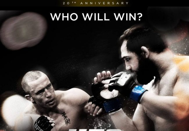 UFC 167: watch live the post-fight interview