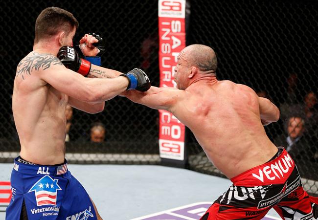UFC: Wanderlei Silva quer lutar no Maracanã
