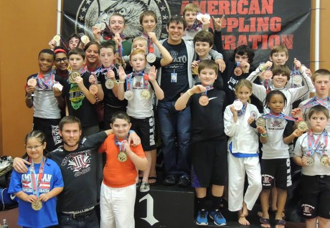 GMA Team Lovato tops the podium for every team title at local AGF tournament