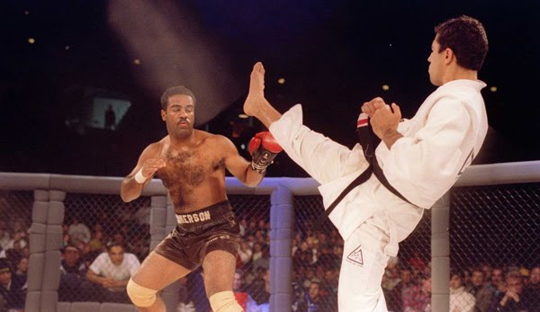 No gloves, no rules, no time limit: UFC 1 happened 20 years ago today