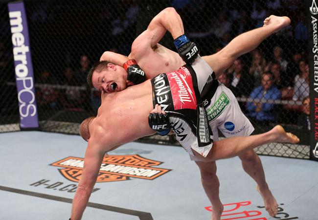 O Jiu-Jitsu que funciona no MMA: a gravata de CB Dollaway no UFC