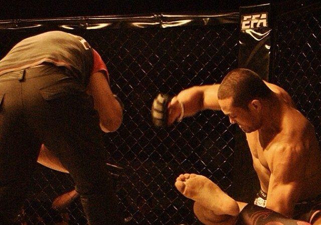 Veja o primeiro nocaute da fera do Jiu-Jitsu Davi Ramos no MMA