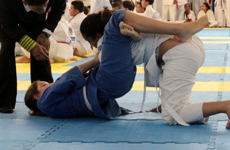 Jovens de todas as idades participaram do torneio. Foto: Divulgação