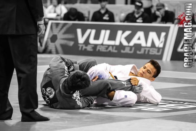 2013 BJJ Pro League Warriors: Gabriel Moraes, the champion under the radar