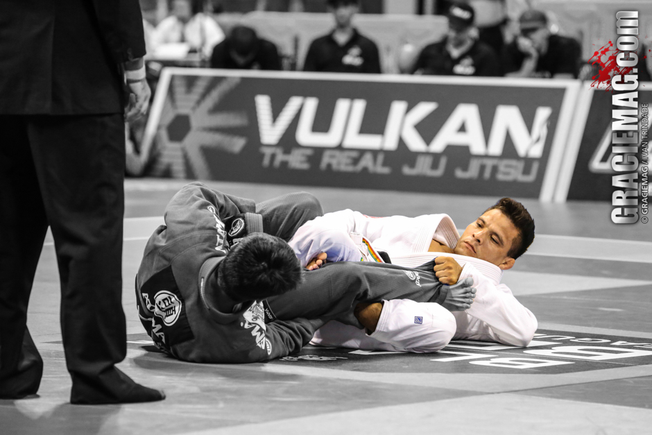 Gabriel Moraes was the surprise champion at the 2013 Worlds