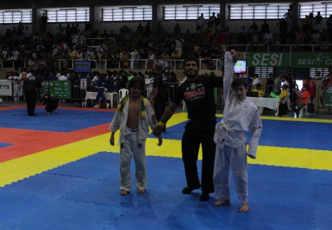 Conheça João Antonio, a fera do Jiu-Jitsu com síndrome de Down