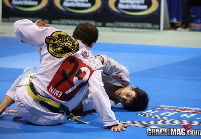 Os giros de Paulo e João Miyao no Jiu-Jitsu