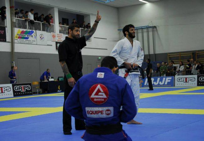 Assista à final do absoluto faixa-preta do Munique Open de Jiu-Jitsu