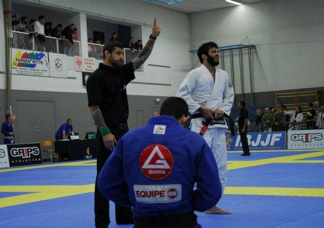 Munich Open: watch the male open class black belt final