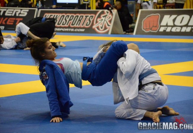 O Jiu-Jitsu é a melhor resposta para a violência contra a mulher