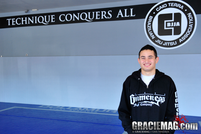 Caio Terra wants you to join GRACIEMAG's VIP Area