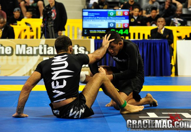 Worlds No-Gi: watch Durinho vs. Lo in the middleweight semifinal (HD)