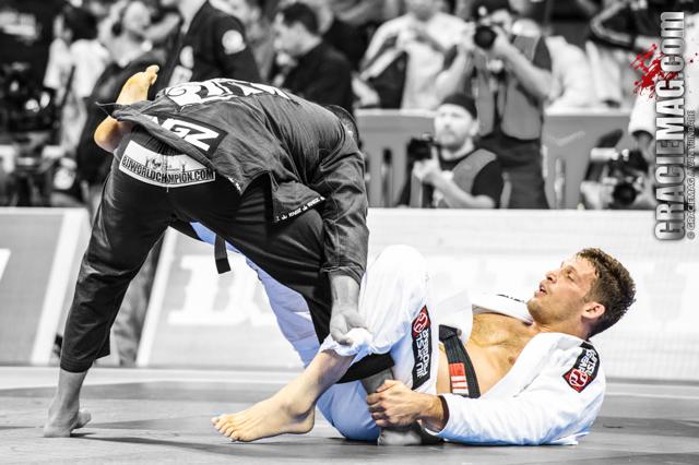 """Marcio """"Pé de Pano"""" Cruz is a two-time black belt absolute world champion (2002/2003)"""