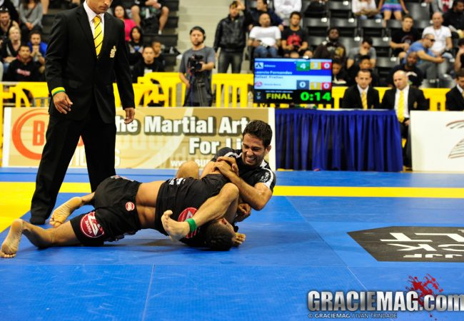 2013 Worlds No-Gi: watch Laercio Fernandes vs. Rafael Freitas in the light-feather final (HD)