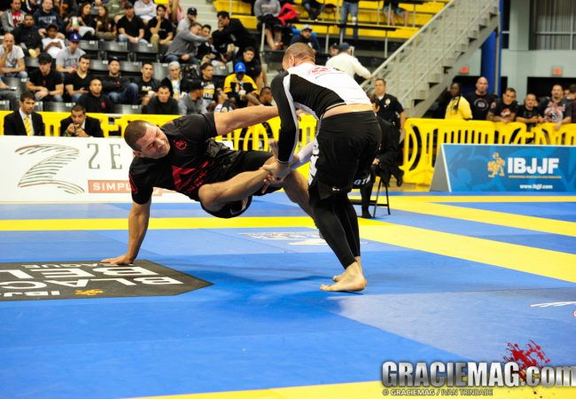 2013 Worlds No-Gi: watch Rafael Lovato Jr vs. Fabiano Scherner in the ultra-heavy final (HD)