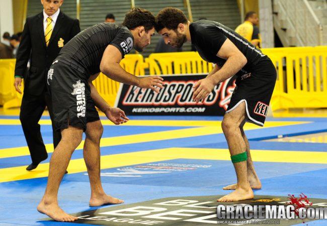 Worlds No-Gi: watch Murilo Santana vs. Lucas Leite in the open class semifinal (HD)