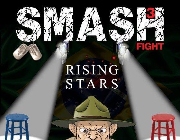 """Terceira edição do Smash Fight """"garimpa"""" novos talentos do MMA"""