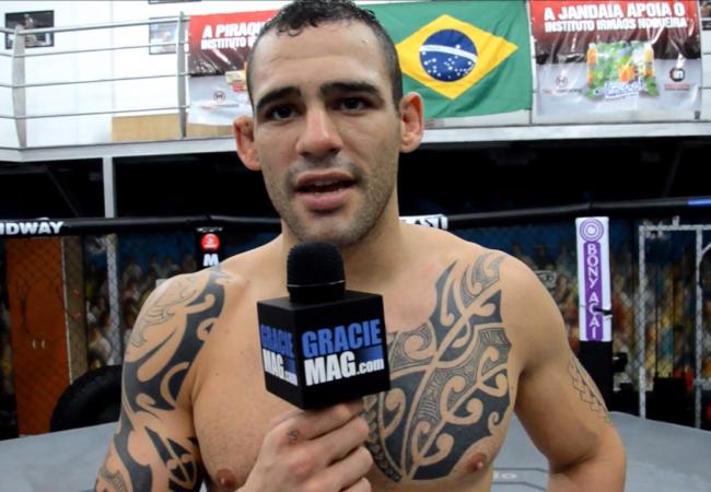 Argentino Santiago Ponzinibbio fala de sua confiança no Jiu-Jitsu e na guarda