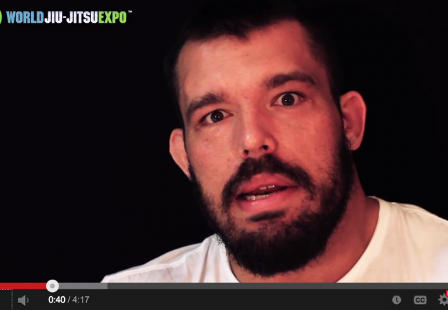 World Jiu-Jitsu Expo: watch the teaser for Lister vs. Palhares