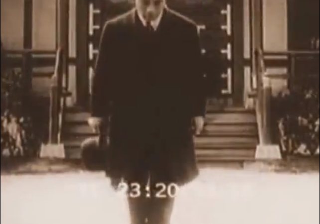 Video: See how self-defense in the early 1900's made criminals plea for their lives