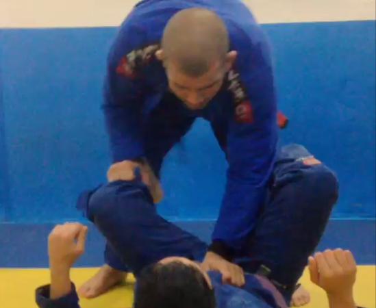 Video: Speed drills with Rodolfo Vieira & sister Ana Carolina to pass & take the back