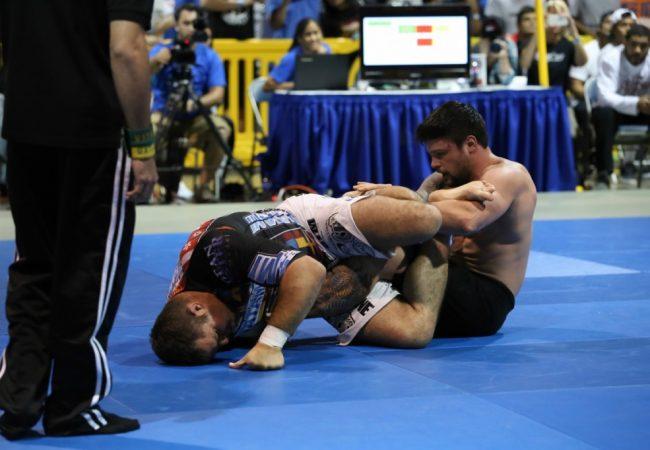 Jiu-Jitsu Expo: Tarsis aponta onde errou contra Dean Lister e pede revanche
