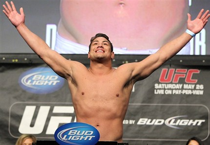 Update: UFC's Shane Del Rosario has no brain activity after cardiac arrest