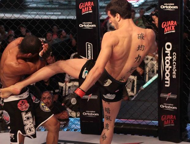 Jonas Bilharinho terá nova chance de lutar por cinturão. Foto: Divulgação
