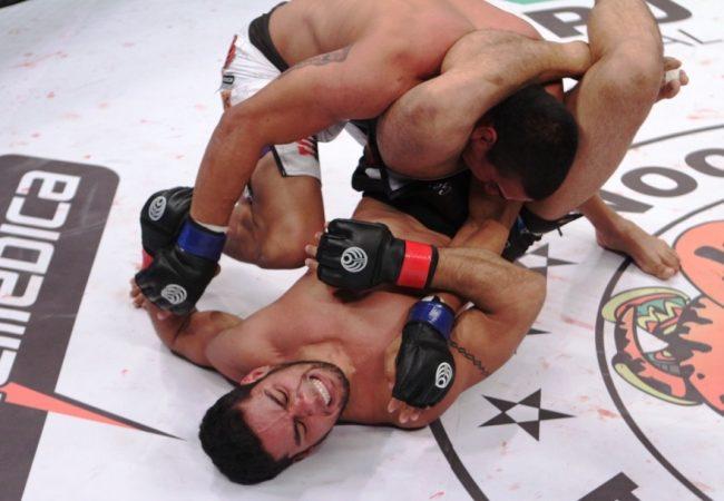 MMA: Botou para dormir com o Jiu-Jitsu e socorreu o rival