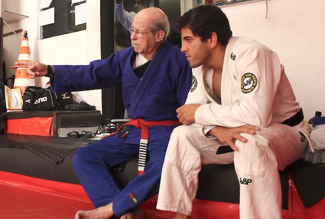 Honor Grand Master Renato Paquet Graciemag