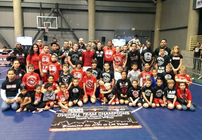 Cavalcanti BJJ wins Grapplers Quest Las Vegas for the fifth year in a row