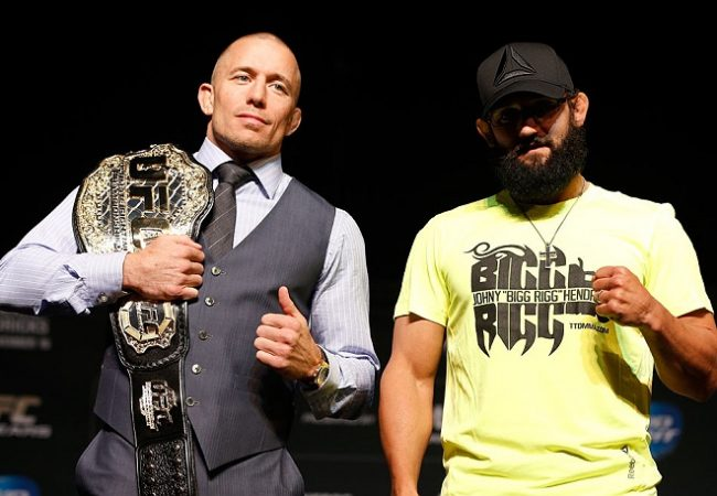 Vídeo: aqueça para St-Pierre x Hendricks com o countdown do UFC 167