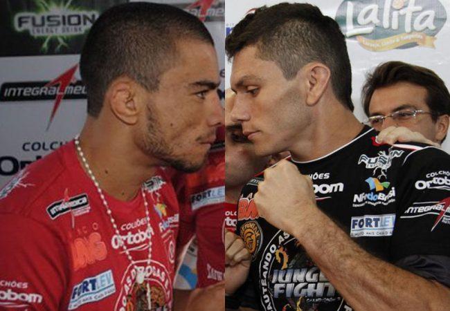Gogó, Capitão e Conterrâneo agitam o Jungle Fight 62, em São Paulo