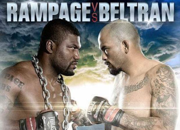 Vídeo: o nocaute de Rampage Jackson em sua estreia no Bellator