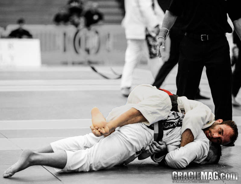 Samir will be replacing Caio at the 2013 BJJ Pro League. Photo: Ivan Trindade