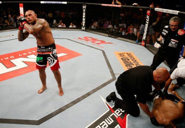 Gabriel Napão e Thiago Silva com novos desafios no UFC, em janeiro