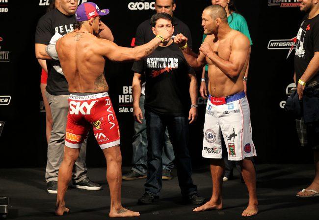 Confira os resultados do UFC Goiânia: Belfort x Henderson