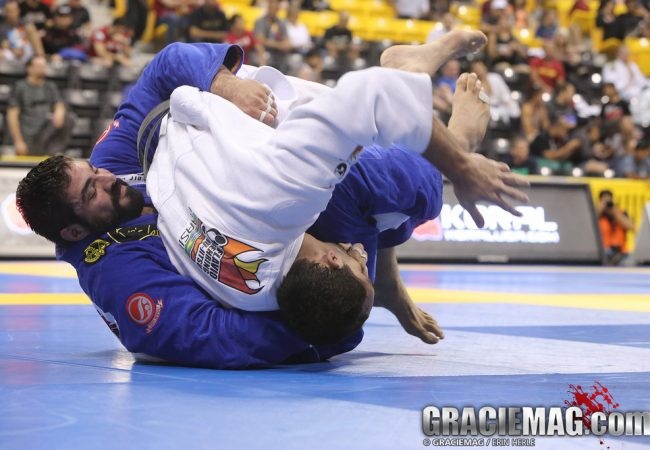 Video: Watch James Foster of GMA Foster BJJ in action at Masters & Seniors Worlds