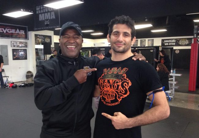 Beneil Dariush of GMA Ralph Gracie OC earns a spot in the UFC for Jan. 15
