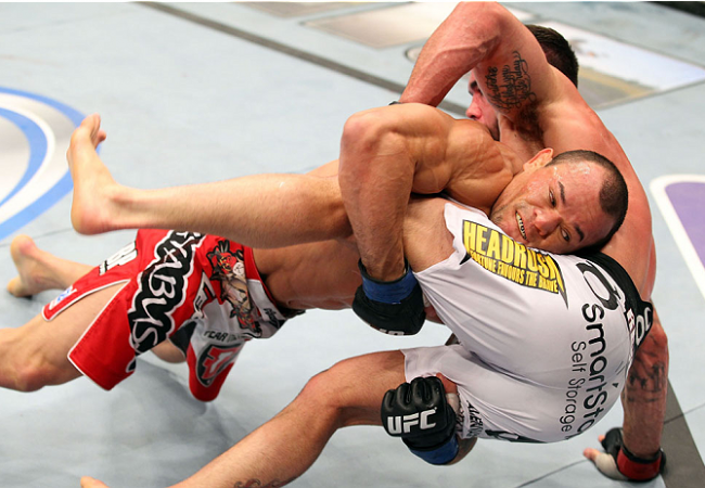 Recordista Gleison Tibau encara Norman Parke no UFC em Boston