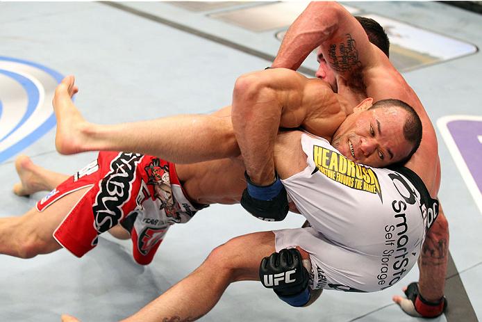 Tibau vai para sua 24° luta no UFC, recorde entre os brasileiros. Foto: Divulgação
