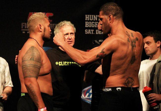 Confira os resultados do UFC Austrália: Silva x Hunt