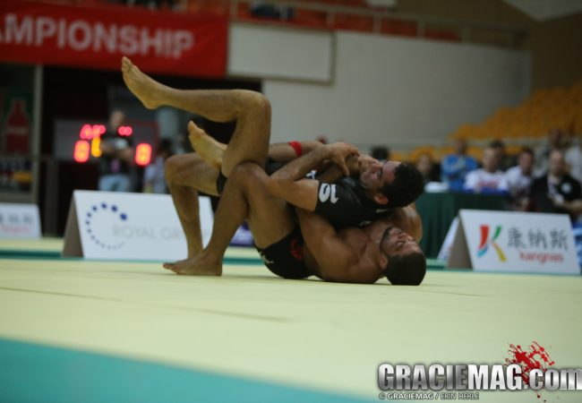 Video: Galvao's new no-gi highlight inspires and shows some slick back attacks