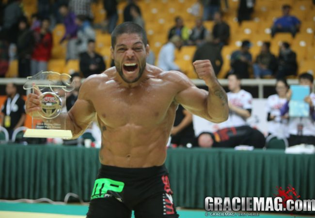 Video: Celebrate Andre Galvao's birthday today by learning about his Jiu-Jitsu journey